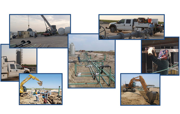 Maverick Basin EPC & Maintenance Support