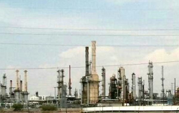 Refinery Firewater System Upgrade